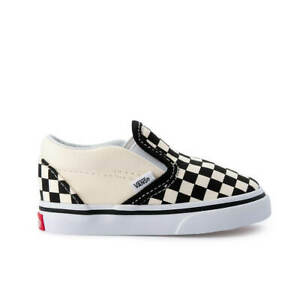 Vans-Classic-Slip-On-Black-White-Checkerboard