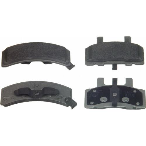 Wagner MX369 Frt Premium Semi Met Brake Pads