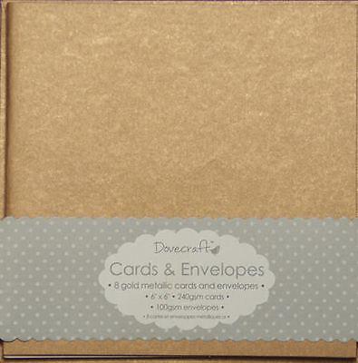 Enveloppes crèmes faire-part carterie 10 Cartes doubles 12 x 17 cm à décorer