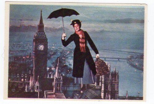 figurina MARY POPPINS 1963 MOVICOLOR NEW numero 31