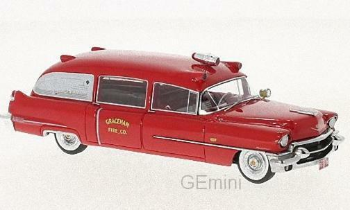 Neo - 46955 - cadillac miller krankenwagen - 1956 1   43