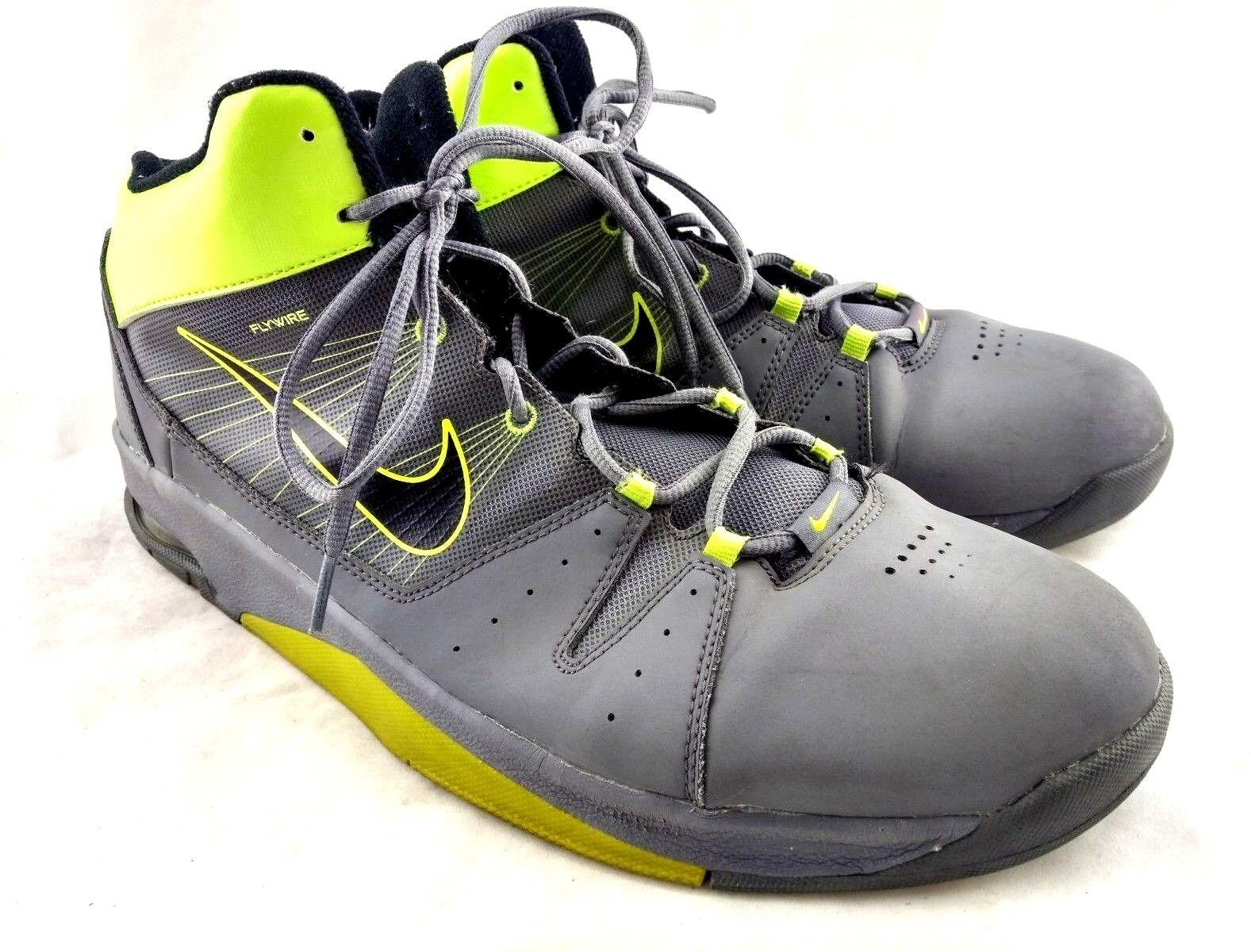 Nike Air flight jab Step 525742-003 Hombre sz Hi 15 UE 49,5 Hi sz top sneaker 33-11 el último descuento zapatos para hombres y mujeres d77965