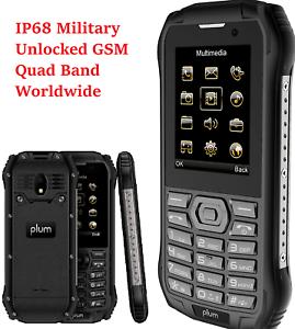 4G Téléphone Débloqué Résistant Robuste IP68 Eau Anti-choc Militaire Grade
