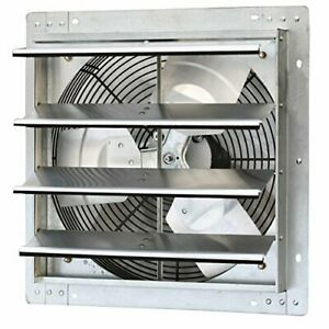 Iliving 16 Inch Variable Speed Shutter Exhaust Fan, Wall ...