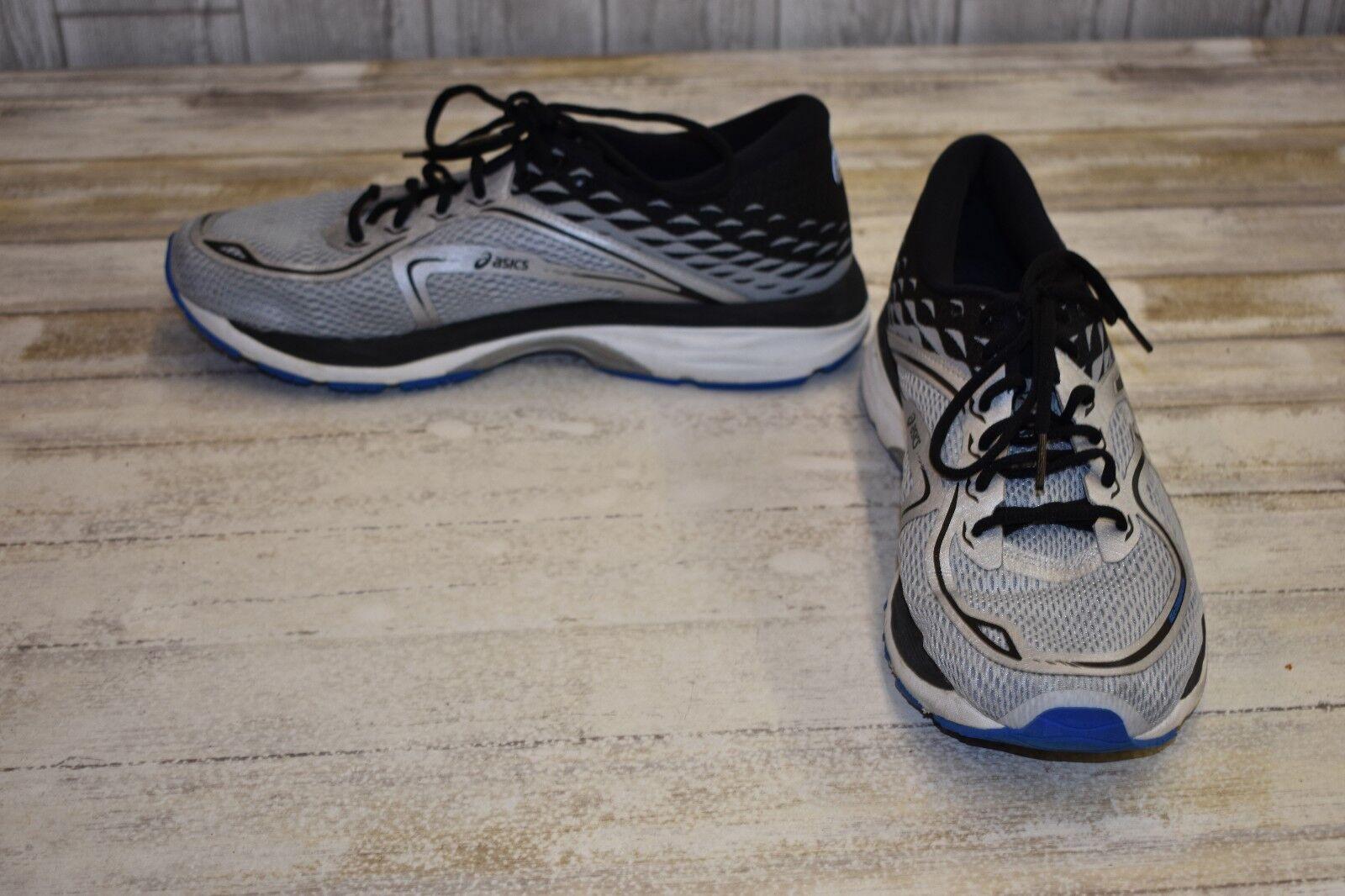 Asics Gel Cumulus 19 Running Shoes-Men's Silver sz 11.5 Silver Shoes-Men's c4d713