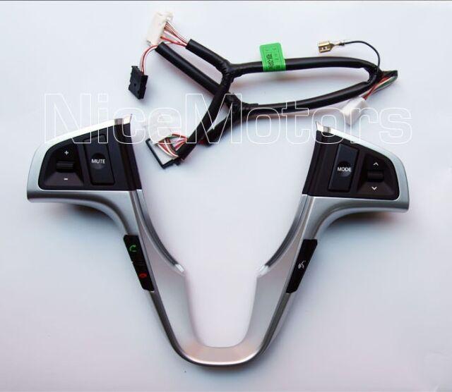 Hyundai ACCENT Solaris Steering wheel Remote Control Switch 6EA 2011 2012 2013
