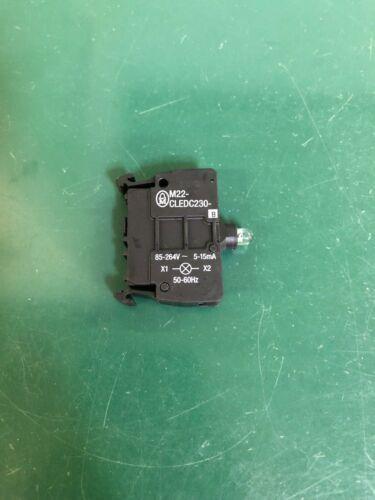 Eaton//Moeller RMQ-Titan Leuchtdiode blau M22-CLEDC230-B
