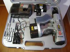 Senco Duraspin Ds200 144 V Cordless Screwgun Drill Power Tool Great Condition