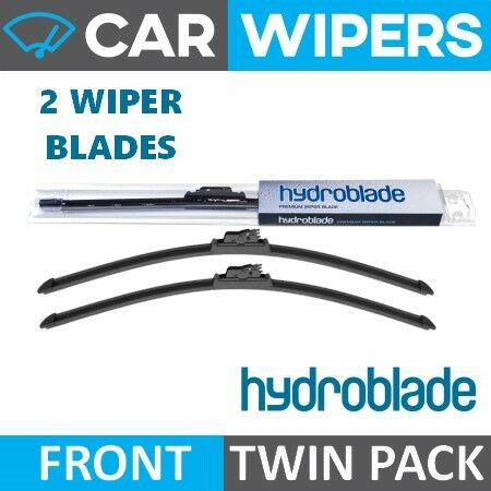 Saab 9-5 Saloon 2010-2012 HYDROBLADE Premium Windscreen Wiper Blades