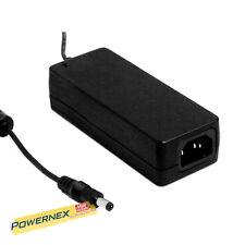 PowerNex Mean Well GS06U-3P1J 12V 0.5A 6W AC-DC Green Industrial Adaptor