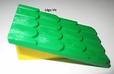 Lego Fabuland 787 Tuile Roof Support with Green Roof Slope