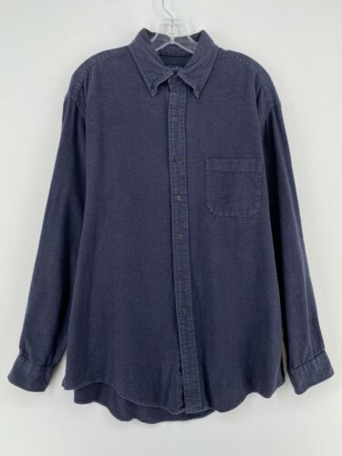 vtg 80s 90s USA Made trad ivy Brooks Brothers Blue