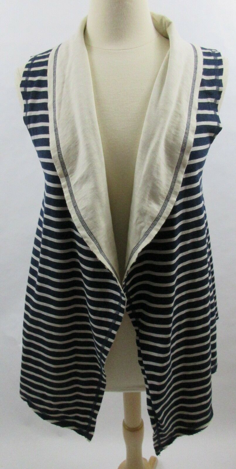 Matilda Jane Womens Once Upon A Time Full Moon Reversible Vest Size Medium