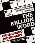The Million Word Crossword Dictionary by Stanley Newman, Daniel Stark (Paperback / softback, 2011)