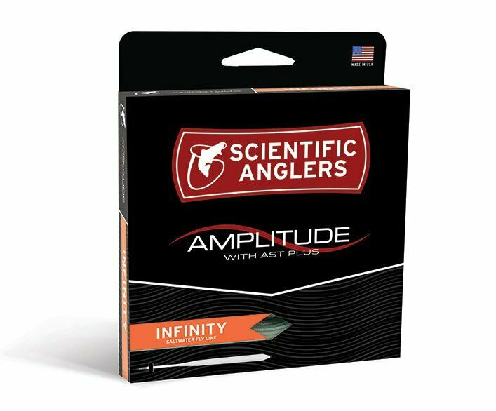 SCIENTIFIC Anglers ampiezza Infinity SALE Fly LineWF7FNUOVO