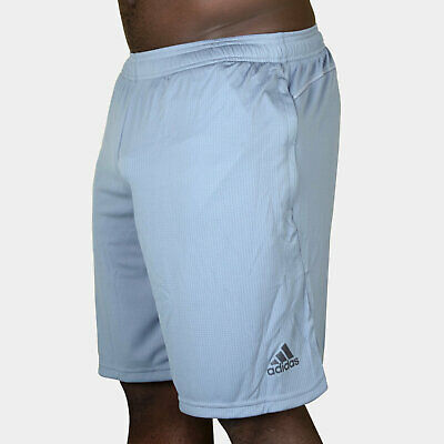 Praktisch Adidas Mens 4krft Climachill Training Shorts Grey Pants Sports Activewear Clear-Cut-Textur