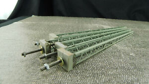 Sommerfeldt-H0-Gittermast-20-cm-4-St-gebraucht-EW172