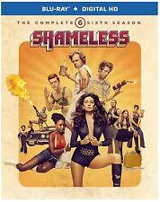 SHAMELESS (USA) -COMPLETE SEASON 6  -  Blu Ray - Region free