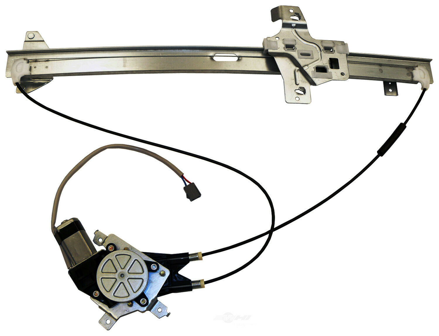 ACDelco 11A64 Professional Front Passenger Side Power Window Regulator with Motor