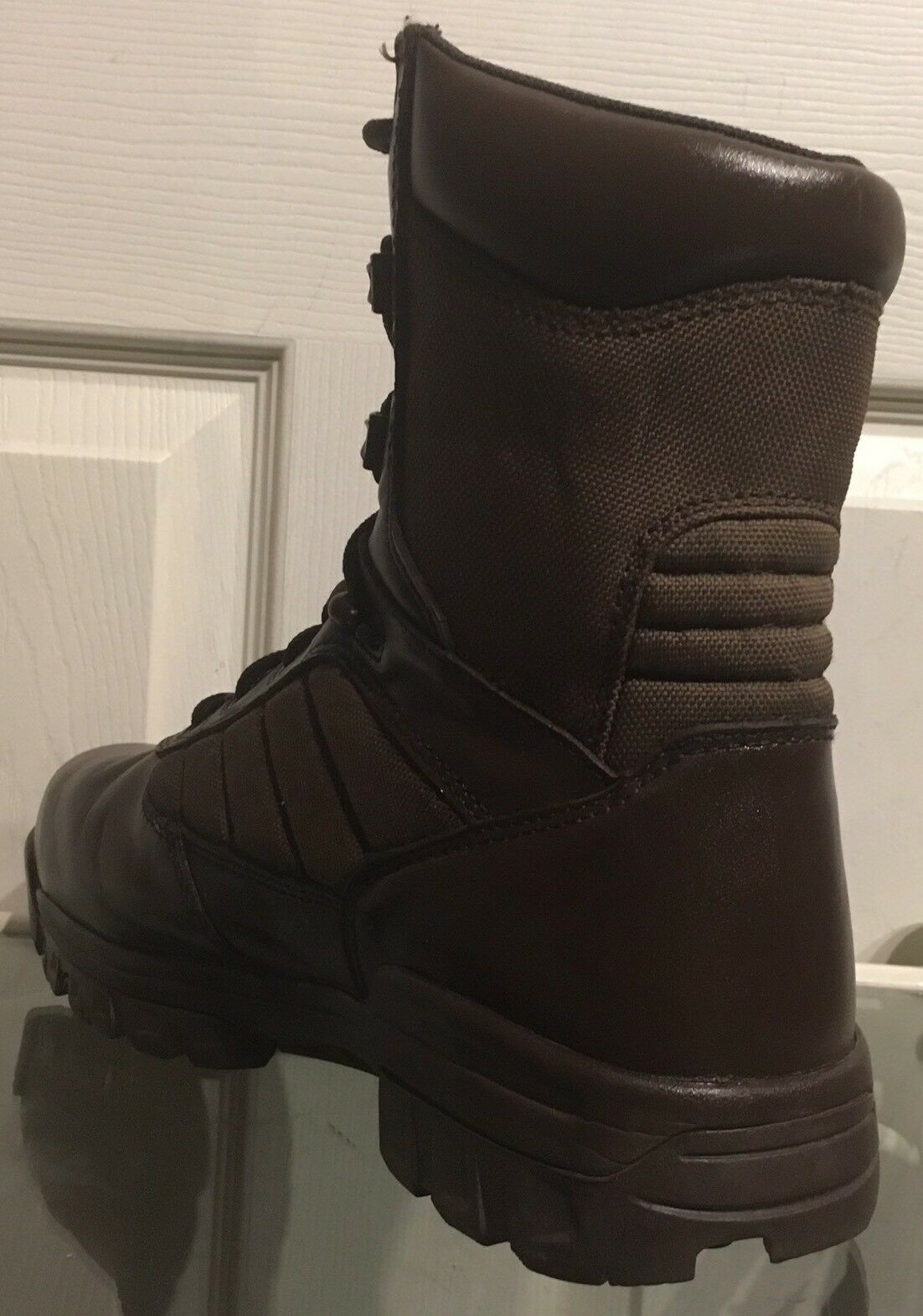 Marrón Marrón Marrón Army Issue Bates Lightweight Tactical Combat botas Male 8M BT18M beec34
