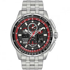 Citizen Eco-drive Men's Jy8059-57e RAF Red Arrows Skyhawk A-t 47mm Watch