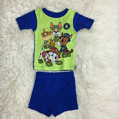 Paw Patrol Toddler Boys T-Shirts Red or Blue Sizes 2T or 3T NWOT