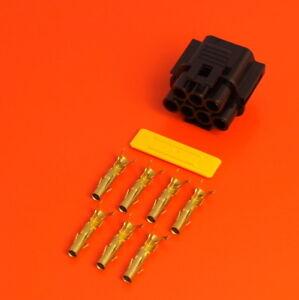 Amazing Genuine Lucas Rists 7 Way Black Tts Series Female Electrical Wiring Wiring Database Gramgelartorg
