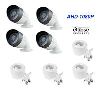 Lot Of 4 Samsung Sdc-9441bc Hd 1080p Camera Kit F/ Sdh-c75100, Sdh-c74040