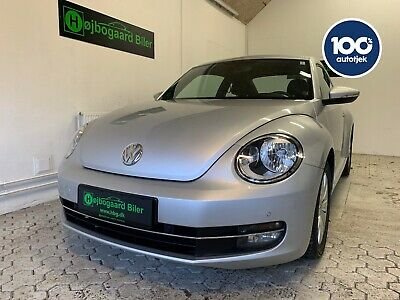 Annonce: VW The Beetle 1,2 TSi 105 - Pris 124.800 kr.