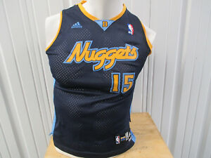 Image is loading VINTAGE-ADIDAS-DENVER-NUGGETS-CARMELO-ANTHONY-15-YOUTH- e253a48016