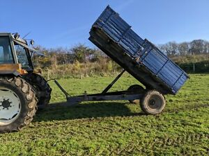 4-TON-FARM-TIPPING-TRAILER-FOR-EQUESTRIAN-USE-OR-SMALL-HOLDING-FOR-TRACTOR