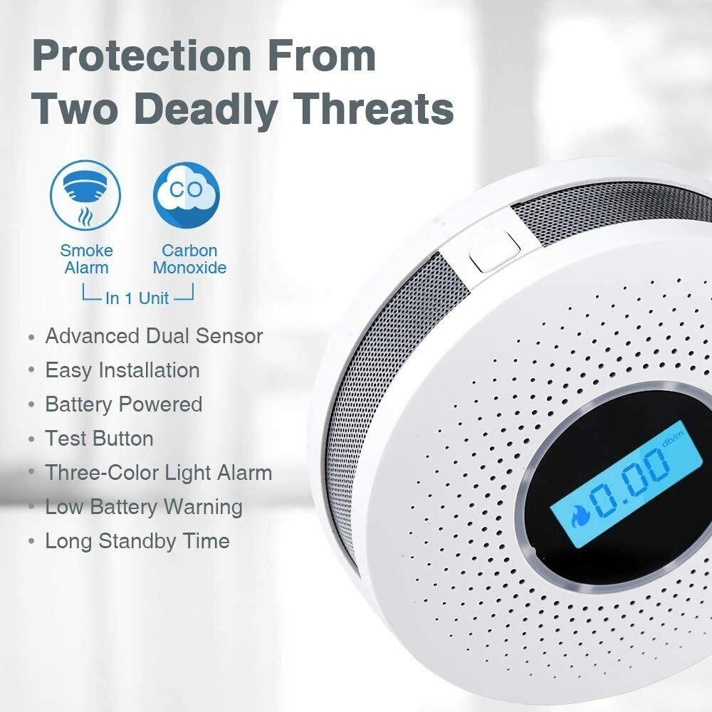 smoke carbon monoxide detector