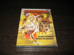 Shalako DVD Sean Connery Brigitte Bardot Stephen Boyd Scellé Neuf