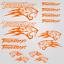 Thundercat-stickers-decal-snowmobile-arctic-cat-snowboard-quad-tuning-helmet miniature 10