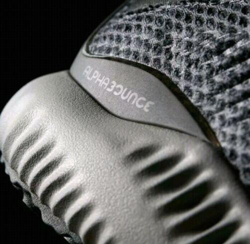 Cg5400 o Original Adidas para 9 Alphabounce 1 mujer 5 Tama wqX0XBv