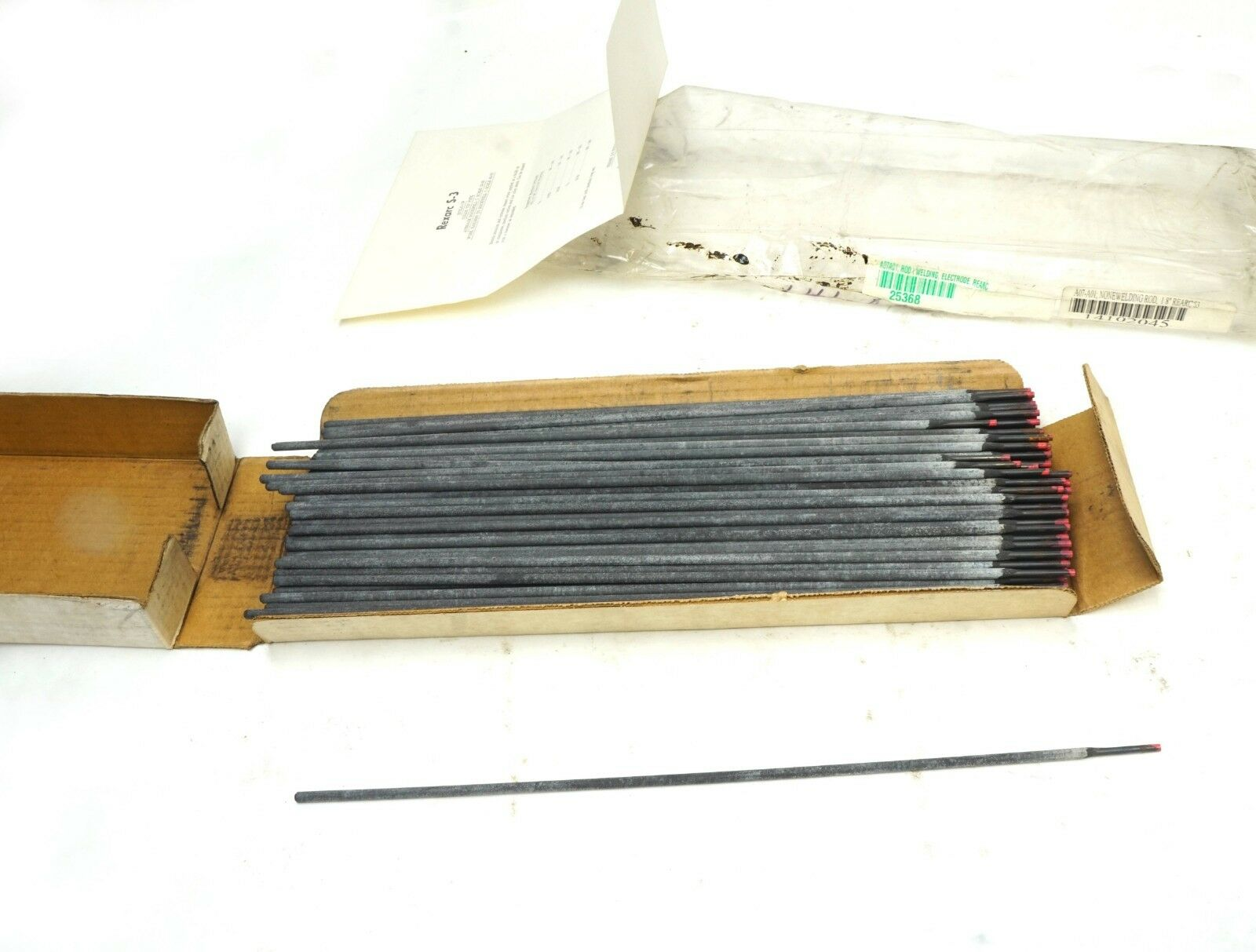 rexarc welding electrodes