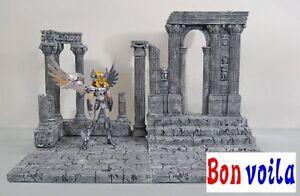 seiya myth cloth diorama decoration sanctuary sc08 ebay