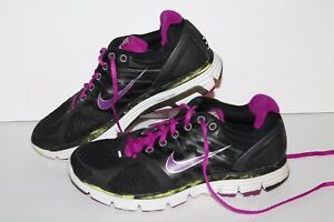 the latest c47d4 990bc Image is loading Nike-Lunarglide-2-Running-Shoes-407647-001-Black-