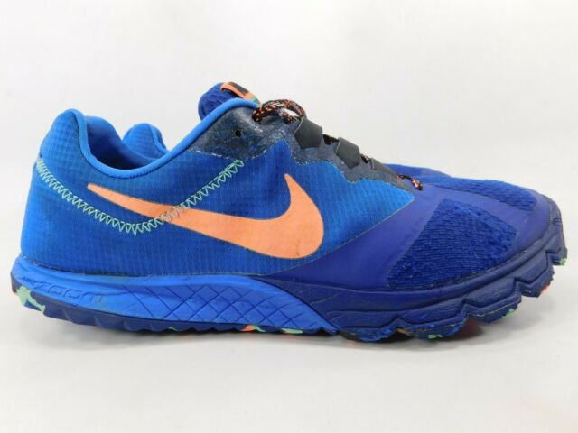 Nike Air Zoom Wildhorse 2 Sz 10 Men's Trail Running Shoes