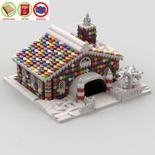 Winterfell Main Castle LEGO MOCPDF Instructions NO BRICKS