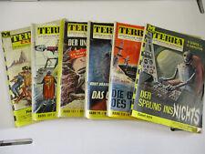 Terra 6 Romane # 404,119,70,151,197,Extra 153
