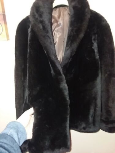 Vintage mouton fur,Sears And Roebuck/ Kerrybrooke
