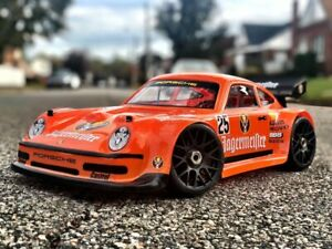 Carrozzeria-BODY-0111-PORSCHE-911-1-8-SCALE-GT-RC-CAR-BODY