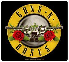 Sticker Guns N' (and) Roses Band Name & Logo Art Heavy Metal Rock Music Decal