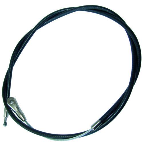 TRIUMPH FRONT BRAKE CABLE PRE UNIT 59-62 UNIT 650 63-64 UK 60-0416