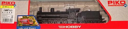 BR 55 G7 1 ÖBB Locomotive à Vapeur PIKO 57353 NEUF pour Märklin numérique H0 1
