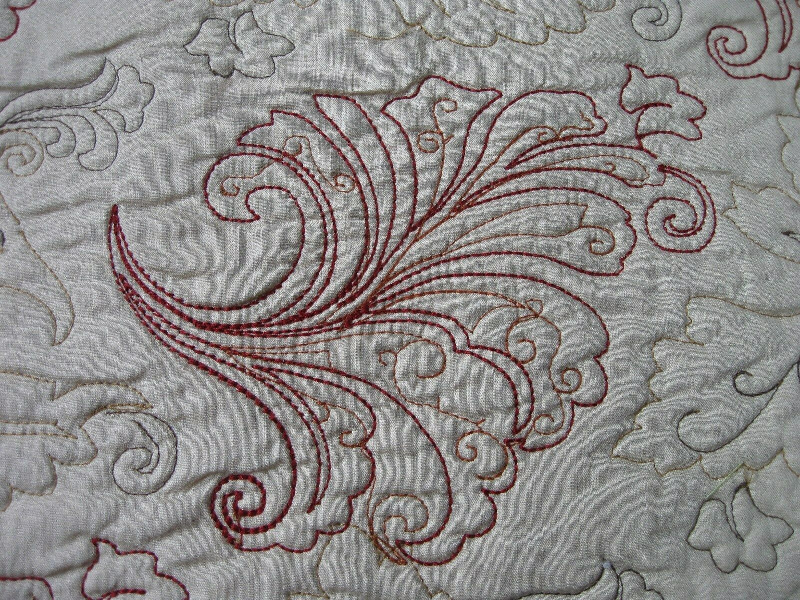 New American goldrush Oversize Queen Size Quilt - Price Reduced Again