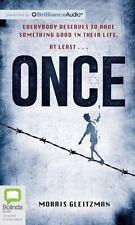 Once by Morris Gleitzman (2012, CD, Unabridged)