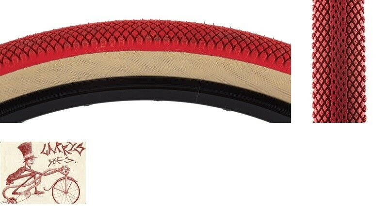 SE BIKES SPEEDSTER 29  x 2.10  RED TANWALL BICYCLE TIRE