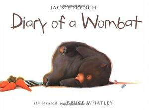 Diary-of-a-Wombat-Ala-Notable-Childrens-Books-Younger-Readers-Awards-by-Ja